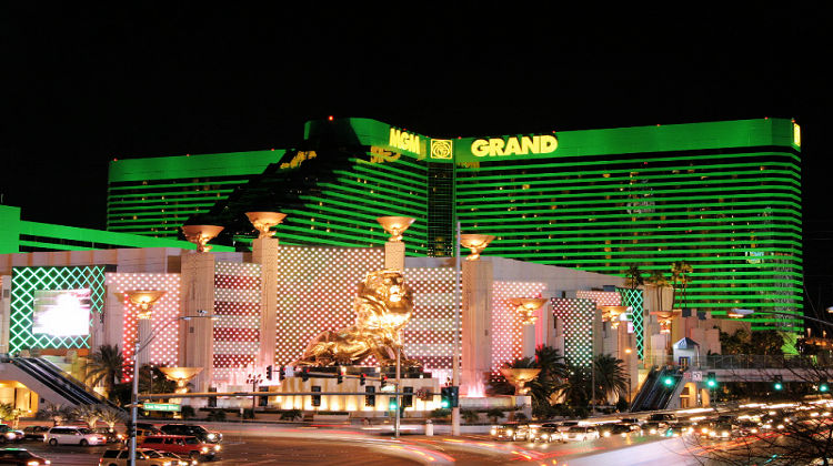MGM Grand is a place for people who like to gamble